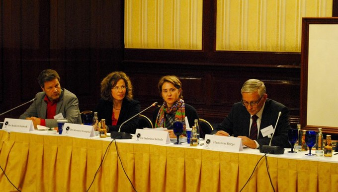 Break-out Session Two A: Europe's Energy Union: Reducing Dependence and Ensuring Energy Security