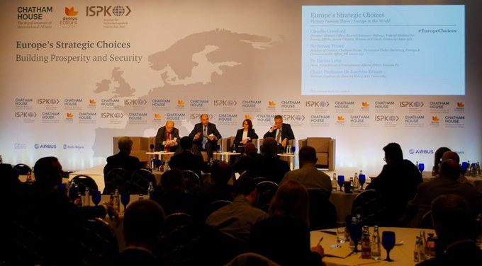 Plenary Session Three: Europe in the World