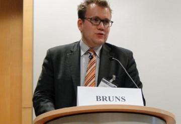 Bruns griphan Conference Berlin