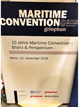 10. Maritime Convention in Berlin