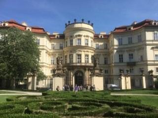Sicherheitspolitische Seminarfahrt nach Dresden und Prag