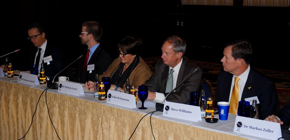 Break-out Session One A: Coercive Diplomacy: Deterrence, Sanctions and Defence Cooperation.