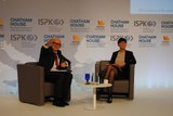 Keynote Conversation: Ine Eriksen Søreide (Minister of Defense Norway) and Krzysztof Blusz (President demosEUROPA).