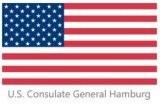 Logo U.S. Consulat General Hamburg