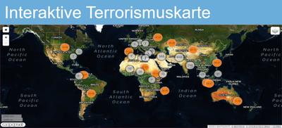 Terrorismuskarte