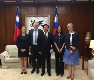 Taiwan Außenministerium