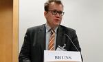 ausgelagertes Foto von Sebastian Bruns Vortrag bei der Maritime Convention