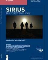 Cover Sirius 2020 Bd 4 Heft 2