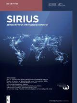 Sirius Vorderseite