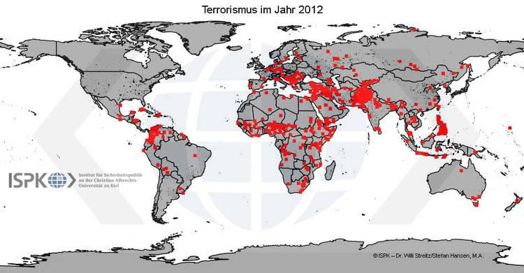 Terrorismus Geo 2012